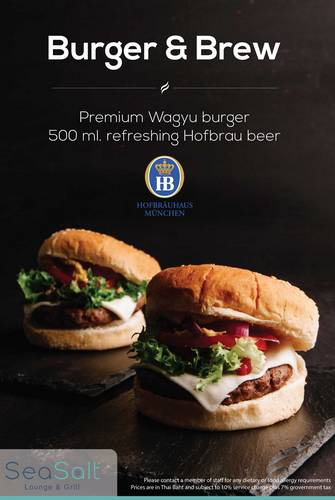BackBoard_Burger-&-Craft-Beer - Promotion