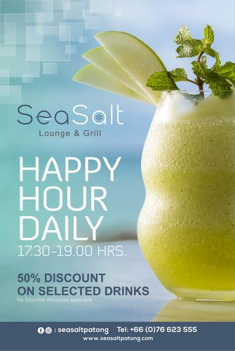 Happy Hour - Sea Salt Lounge & Grill