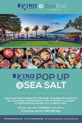 Kiko Seasalt Buffet à la carte SD